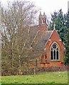 TQ2499 : Trinity Chapel, Bentley Heath by Julian Osley
