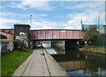 TQ2282 : Kensal Green, Bridge No 6 by Mike Faherty