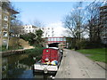 TQ2581 : Westbourne Green, Bridge No 3 by Mike Faherty