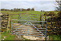SD5197 : Field Entrance along Potter Fell Road by Chris Heaton