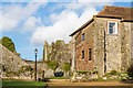 TR2741 : Farmhouse, St Radigund's Abbey Farm by Ian Capper