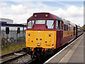 SD8610 : Class 31 Diesel at Heywood by David Dixon