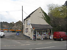 SK4023 : The Post Office, Breedon on the Hill by M J Richardson