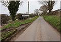 SJ6427 : Entering Stoke on Tern by Ian S