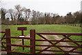 SJ6327 : Glebe Field Millennium Picnic Area by Ian S