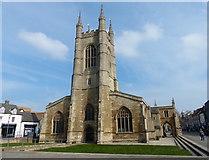 TL1998 : St John the Baptist church, Peterborough by Mat Fascione