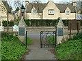TF0006 : Gateway to the churchyard, All Saints, Tinwell (1) by Alan Murray-Rust
