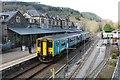 SH7956 : The 15.24 train for Llandudno by Richard Hoare