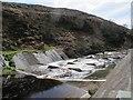 SD6552 : Footholme measuring flume, River Dunsop by Stephen Craven