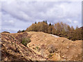 NN1631 : Stream groove in Glen Strae by Trevor Littlewood