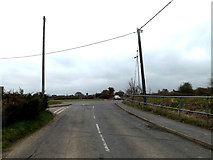 TM0659 : Thorney Green Road, Stowupland by Adrian Cable