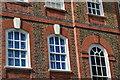 TQ5282 : Window detail at Rainham Hall by David Martin