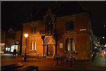 TQ4110 : Fitzroy Memorial Library by N Chadwick