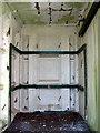 TM1298 : Wymondham ROC post - Orlit B hut (interior) by Evelyn Simak