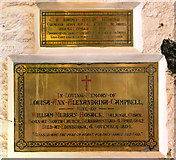 NM8530 : Cathedral Church of St John the Divine, Oban - (11) by The Carlisle Kid