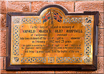 NM8530 : Cathedral Church of St John the Divine, Oban - (19) by The Carlisle Kid