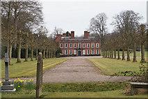 SJ8141 : Whitmore Hall, Whitmore by Ian S