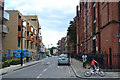 TQ3277 : Southeast on Edmund Street, Camberwell by Robin Stott