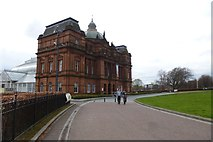 NS6064 : Front of the People's Palace by DS Pugh