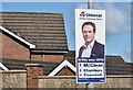 J5078 : Assembly election poster, Conlig - April 2016(2) by Albert Bridge