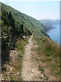 SN3456 : Wales Coast Path by Eirian Evans