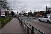 TA0828 : Anlaby Road near Argyle Street, Hull by Ian S