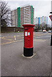 TA0828 : Georgian postbox on Anlaby Road, Hull by Ian S