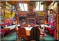 SO0571 : The Garden Room at Abbey-Cwm-Hir Hall by David Dixon