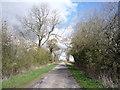 SK2532 : Willowpit Lane by JThomas