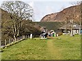 SN9264 : Elan Valley, Caban Coch Dam and Visitor Centre by David Dixon