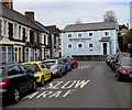 ST1479 : SLOW/ARAF on Ty Mawr Road, Llandaff North, Cardiff by Jaggery