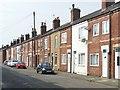 SE4226 : Hunt Street, Castleford by Graham Hogg