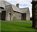 ST1578 : All Saints' Church bell, Llandaff North, Cardiff by Jaggery