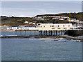 SN5881 : Aberystwyth Royal Pier by David Dixon