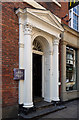 SE6051 : Detail of 18 Blake Street, York by Stephen Richards