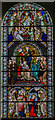 SK7053 : South aisle stained glass window, Southwell Minster by Julian P Guffogg