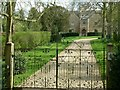 SP9496 : The Old Vicarage, Laxton by Alan Murray-Rust