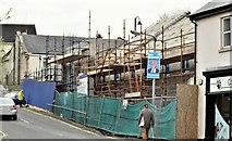 J4569 : New social housing, Comber (April 2016) by Albert Bridge