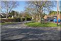 SU9466 : Charters Way, Sunningdale by Alan Hunt
