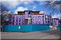 TA0731 : Student Accommodation at Hull University by Ian S