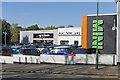 SU9566 : Sytner's car dealership, Sunningdale by Alan Hunt