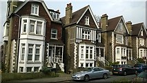 TQ3370 : Victorian villas, Gatestone Road, SE19 by Christopher Hilton