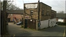TQ3370 : Workshops, Haynes Lane, SE19 by Christopher Hilton