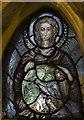SK7053 : Angel window, Southwell Minster by Julian P Guffogg