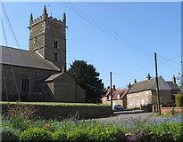 SE8821 : Alkborough: Church Side by Paul Harrop