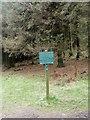 SJ9770 : Peak & Northern Footpaths Society sign #143 by Graham Hogg