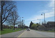 SO7845 : Barnard's Green Road, Barnard's Green Malvern by Roy Hughes
