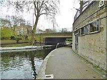 TQ2681 : Paddington, Bridge No 2 by Mike Faherty