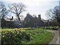 NU0311 : West Lodge, Eslington Park by Les Hull