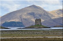 NM9247 : Castle Stalker by Jim Barton